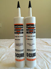C-Cure 986 Caulking Color Match C-Cure Grout Almond #163 SANDED - 10.5oz