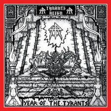 TYRANT'S REIGN - Year of the Tyrants (NEW*US SPEED METAL CL.*+BONUS*STORMSPELL)