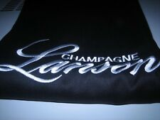 LANSON CHAMPAGNE SOMMELIERS APRON BNIPKT BLACK NEW