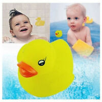 Baby Bath Toy Water Light Up Duck Colourful Flashing LED Lamp  Fun US