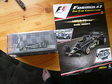 FORMULA 1 CAR COLLECTION ISSUES 28 LOTUS 79 NEW & SEALED