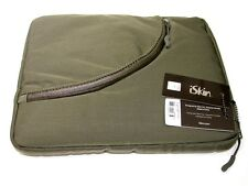 iSkin Agent 6 Pouch Sleeve Gravity iPad 1 2 3 4 Galaxy Kindle Olive GVA6SV-OL2