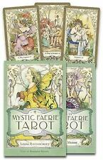 NEW - A Guide to Mystic Faerie Tarot by Barbara Moore