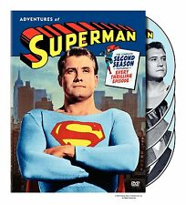 The Adventures Of Superman . The Complete Season 2 . 5 DVD . NEU . OVP