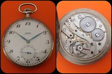 VULCAIN-Chronometre-pocket watch-orologio da tasca-vintage-Swiss Made-49mm-rare