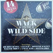 Various - Classic Rock Magazine Walk On The Wild Side CD (CD) From Issue 216