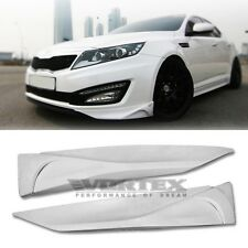Front Bumer Wing lip Cover LH+RH ABS Material For KIA Optima K5 2011 2012 2013
