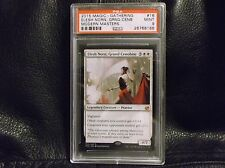 Elesh Norn, Grand Cenb #16 Modern Masters 2015 Mtg Mythic Rare PSA Graded Mint 9