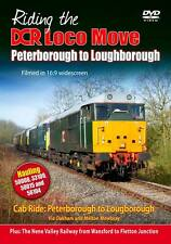 Riding the DCR Loco Move - Part One - Peterborough to Loughborough *DVD