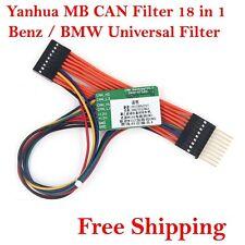 MB CAN Filter 18 in 1 For BMW Mercedes Benz W222/W205/W447/W221/W204/W212/W207