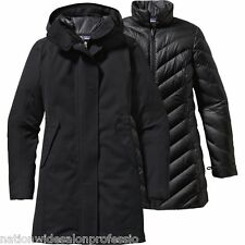 NEW Patagonia Womens Tres 3-in-1 Parka SMALL BLACK (28407)BRAND NEW W/ TAGS $549