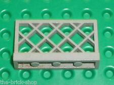 LEGO OldGray Fence ref 3185 / set 7191 10027 6598 4708 6265 4707 ...