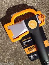 "Authorized Fiskars 28"" Finland Made Axe XL X25 Gardening Tool New Model 122483"