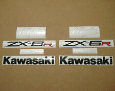ZX6R 2012 ninja complete decals stickers kit set graphics adhesivi autocollants