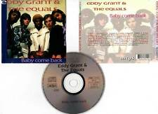 "EDDY GRANT & THE EQUALS ""Baby Come Back"" (CD) 1993"