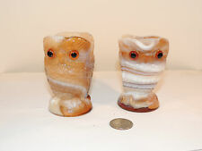 Imperial End of Day Caramel  IG Sugar and Creamer Owls (6232)
