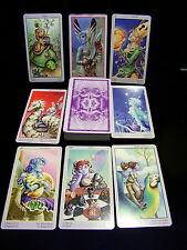 SEALED & BRAND NEW! THE FEY TAROT OF THE ORACLE CARDS FANTASY DIVINATION