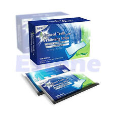 28Pcs Pro Teeth Whitening Strips Bleaching Whiter Whitestrips Oral Tooth Care