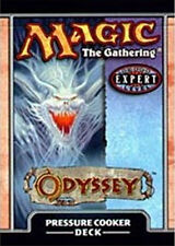 Pressure Cooker - Odyssey Theme Deck ENGLISH Sealed Brand New MTG - ABUGames