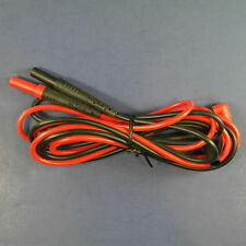 "FLUKE TL224 SUREGRIP INSULATED TEST LEAD DMM 63"" Length"