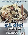 The G.I. Diet Cookbook: More Than 100 Low Glycemic-Index Recipes for H-ExLibrary