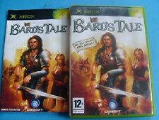THE BARD'S TALE ( XBOX ) COMPLET