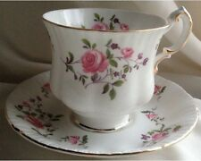 Paragon Fragrance Pink Roses Cup and Saucer
