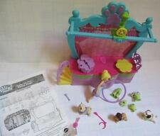 Fashion Polly Pocket Dazzlin' Dazzling Pet Show Divine Dogs Trick Set Directions
