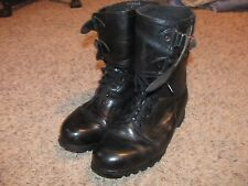 Czech Military Surplus Leather Motorcycle Boots-Men's Sz 10-CLEARANCE! VERY COOL