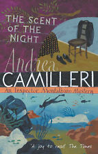 Andrea Camilleri The Scent of the Night (Montalbano 6) Very Good Book