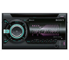 Sony WX-900BT 2 Din USB Bluetooth Manos Libres MP3 Aux pantalla LCD