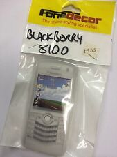 BlackBerry 8100 Pearl Silicon Case in White SCC5804. Brand New in packaging.