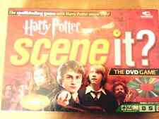 Harry Potter Scene It the DVD Board Game from Mattel Games with real movie clips