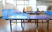 Super Master Table Tennis Robot, 5th Gen, with Collection Net +100 Balls
