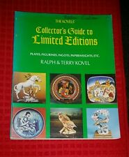 The Kovels' Collector's  Guide to Limited Editions pb