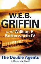 W.E.B. Griffin The Double Agents: Men at War Novel Very Good Book
