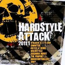 Various - Hardstyle Attack 2011.1 (OVP)