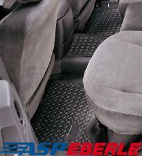 Fußmatten Gummi Fußraumwannen hinten schwarz Dodge Caliber 07-