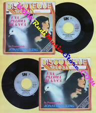 LP 45 7''JONATHAN KING Una paloma blanca In praiseofuk 1975 italy no cd mc dvd
