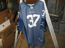 Seattle Seahawks #37 Reebok Jersey