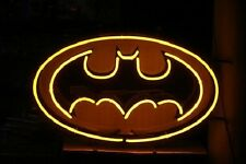 "New BATMAN COMIC HERO Bar Beer Neon Sign 17""x14"" Fast Shipping"