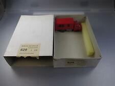 Wiking:Original Händlerkarton Nr.629 mit 1x MB Rundhauber Feuerwehr    (GK40)
