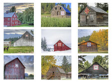 Barn Quilts Of Kittitas County, Washington Photo Quilt Square Kit #3