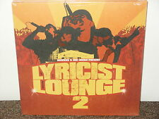 V/A LYRICIST LOUNGE VOL 2 DBL LP OG HIP HOP SEALED RAWKUS MOS DEF BIGGIE BIG L
