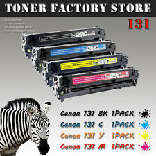 4PK CRG 131 Color (BK/C/Y/M) Generic Toner Cartridge For Canon 7110CW MF8280CW