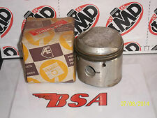 BSA A65 HEPOLITE PISTON & RINGS & PIN (1)  HEPOLITE UK NOS 15933 17063