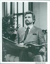 "1985 James Brolin in Arthur Hailey's ""Hotel"" Original News Service Photo"