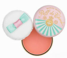 [MAJOLICA MAJORCA] Puff de Cheek Blusher PK301 PEACH MACARON 5.8g NEW