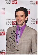 MICHAEL URIE - Signed 12x8 Photograph - UGLY BETTY