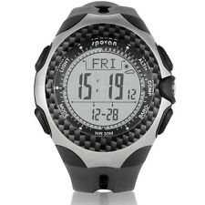 Sports Watch Spovan Compass Barometer Temperature Altimeter Weather Forecast New